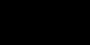 شعار ثمانية باللون الأسود